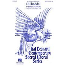 Hal Leonard El-Shaddai SATB by Amy Grant arranged by Ed Lojeski