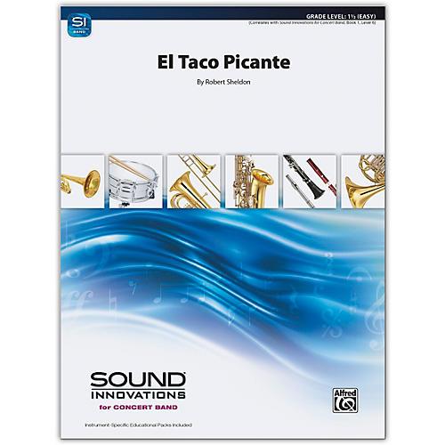 Alfred El Taco Picante 1.5 (Easy)