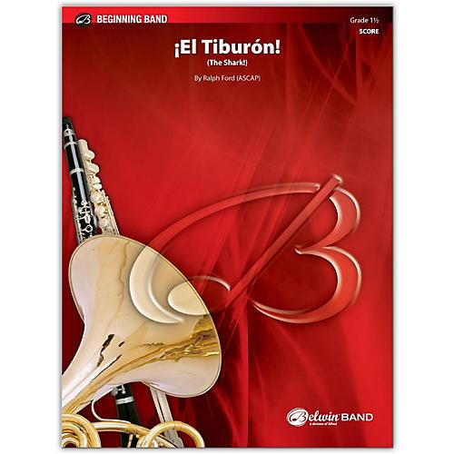 BELWIN El Tiburon Conductor Score 1.5 (Very Easy to Easy)
