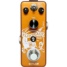 Open BoxOutlaw Effects Eldorado 3-Mode Echo Effects Pedal