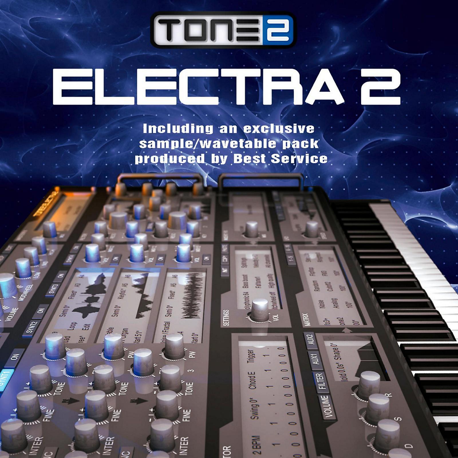 Tone2 Electra 2 Synthesizer