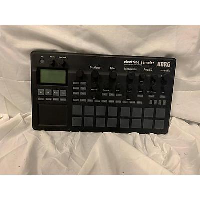 Korg Electribe Drum Sampler MIDI Controller