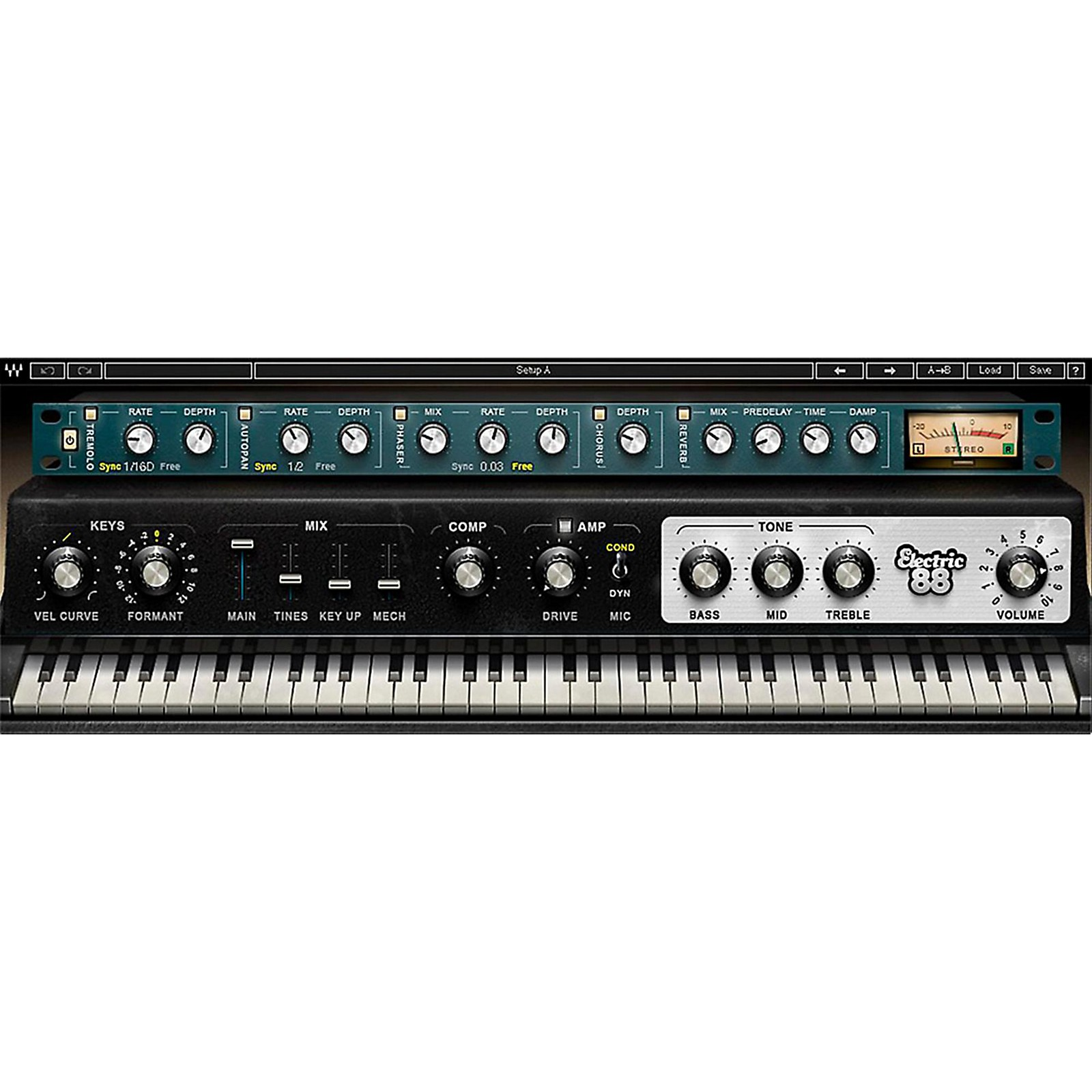 Waves Electric 88 Piano