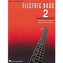 Hal Leonard Electric Bass 2 Book