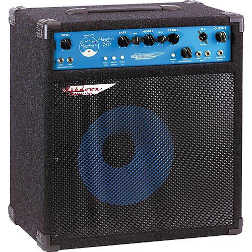 Ashdown Bass Amp : ashdown electric blue 12 180 combo bass amp musician 39 s friend ~ Russianpoet.info Haus und Dekorationen