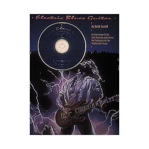 Hal Leonard Electric Blues Guitar Book/CD