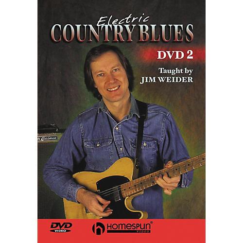 Homespun Electric Country Blues DVD 2