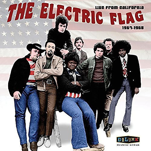 Alliance Electric Flag - Electric Flag Live