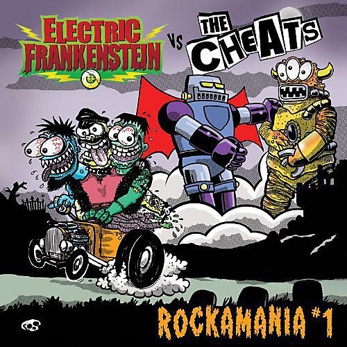 Alliance Electric Frankenstein - Rockamania 1