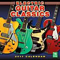 Hal Leonard Electric Guitar Classics 2017 16-Month Wall Calendar thumbnail