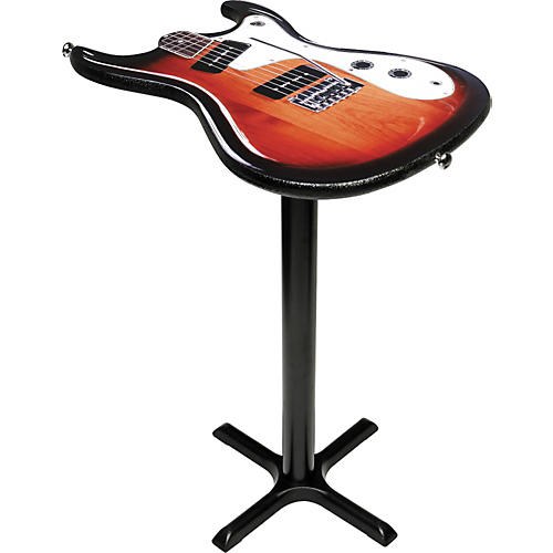 Designer Creation Electric Guitar Cocktail Table