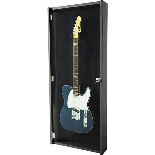 Musician's Gear Electric Guitar Display Case
