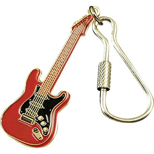AIM Electric Guitar Keychain
