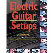Music Sales Electric Guitar Setups