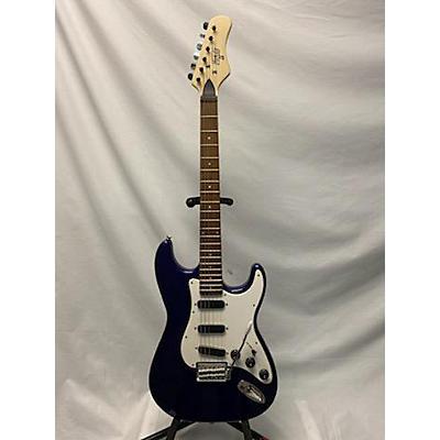 Hondo Electric Guitar Solid Body Electric Guitar