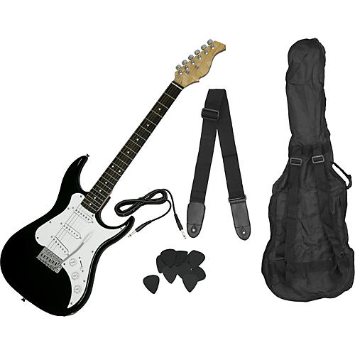 Musician's Gear Electric Guitar Value Pack