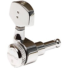 Graph Tech Electric Locking 3+3 Contemporary Tuning Machine Set 2-Pin
