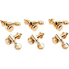 Electric Locking 6 In-line Classic 2 Pin Gold
