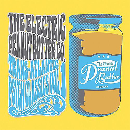 Alliance Electric Peanut Butter Company - Trans-Atlantic Psych Classics Vol 1