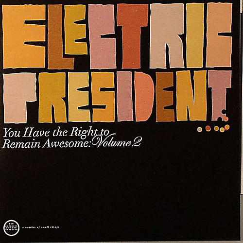 Alliance Electric President - You Have the Right to Remain Awesome 2