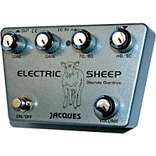 Open Box Jacques Electric Sheep Guitar Overdrive Pedal