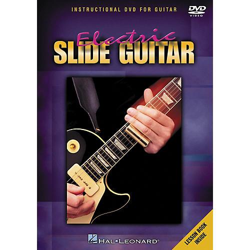 hal leonard electric slide guitar dvd musician 39 s friend. Black Bedroom Furniture Sets. Home Design Ideas