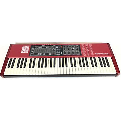 Nord Electro 3 61 Key Stage Piano