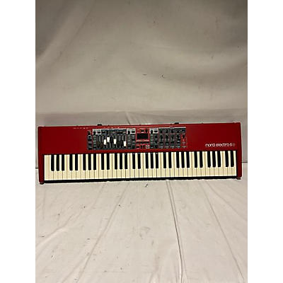 Nord Electro 6D Keyboard Workstation