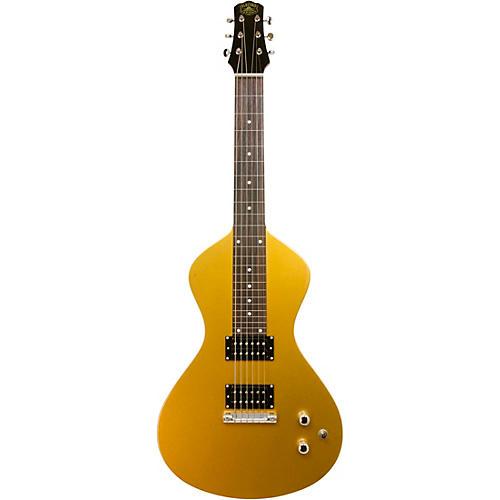 Asher Guitars & Lap Steels Electro Hawaiian Junior Lap Steel Guitar Gold Top