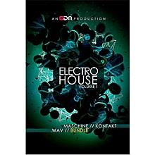 8DM Electro House Vol 1 Bundle (Wav/Kontakt/Maschine)