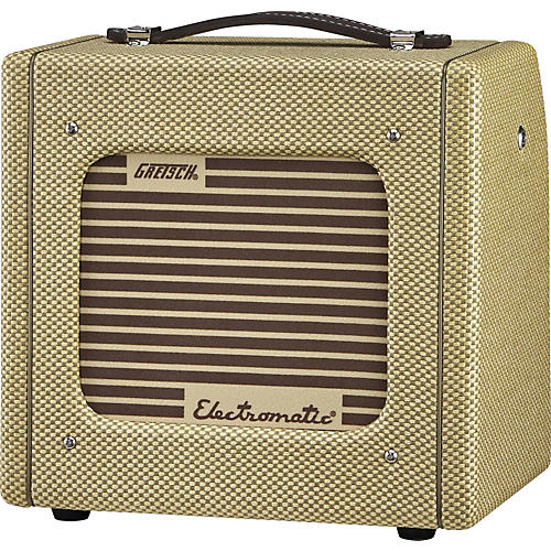gretsch electromatic g5222 5w 1x6 tube guitar combo amp musician 39 s friend. Black Bedroom Furniture Sets. Home Design Ideas