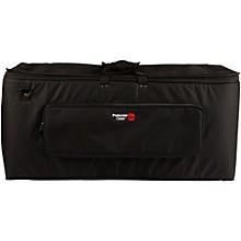 Open BoxGator Electronic Drum Kit Bag