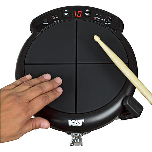 kat percussion electronic drum and percussion pad sound module musician 39 s friend. Black Bedroom Furniture Sets. Home Design Ideas