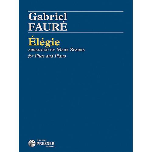 Carl Fischer Elegie Op. 24 - Flute with Piano