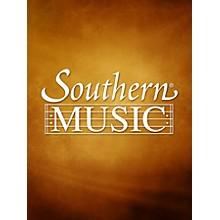 Southern Elegy (String Orchestra Music/String Orchestra) Southern Music Series Composed by Lawrence Weiner
