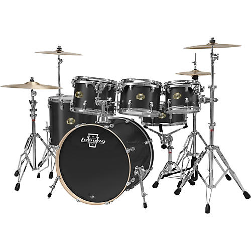 Ludwig Element 6-Piece Power Shell Pack