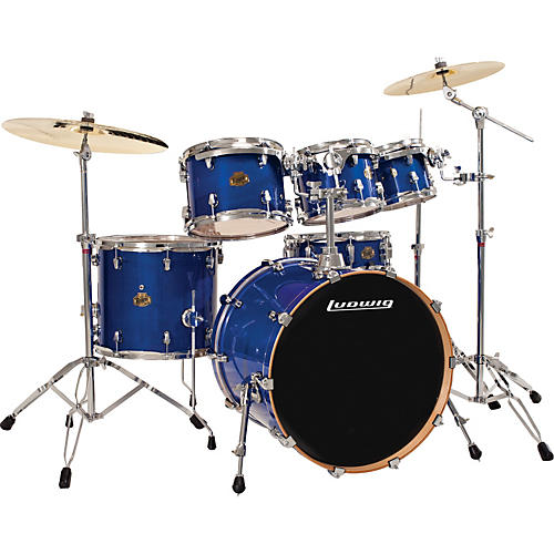 Ludwig Element Birch Fusion 6-Piece.Shell Pack