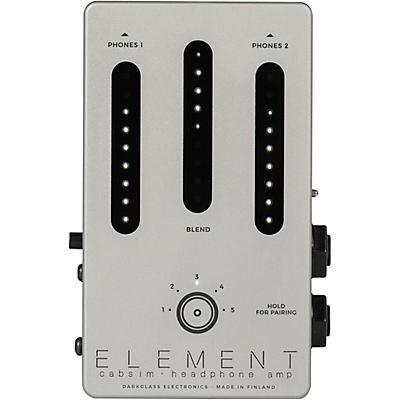 Darkglass Element Cabsim Headphone Amp