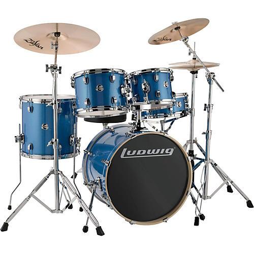 Ludwig Element Evolution 5-piece Drum Set with 20