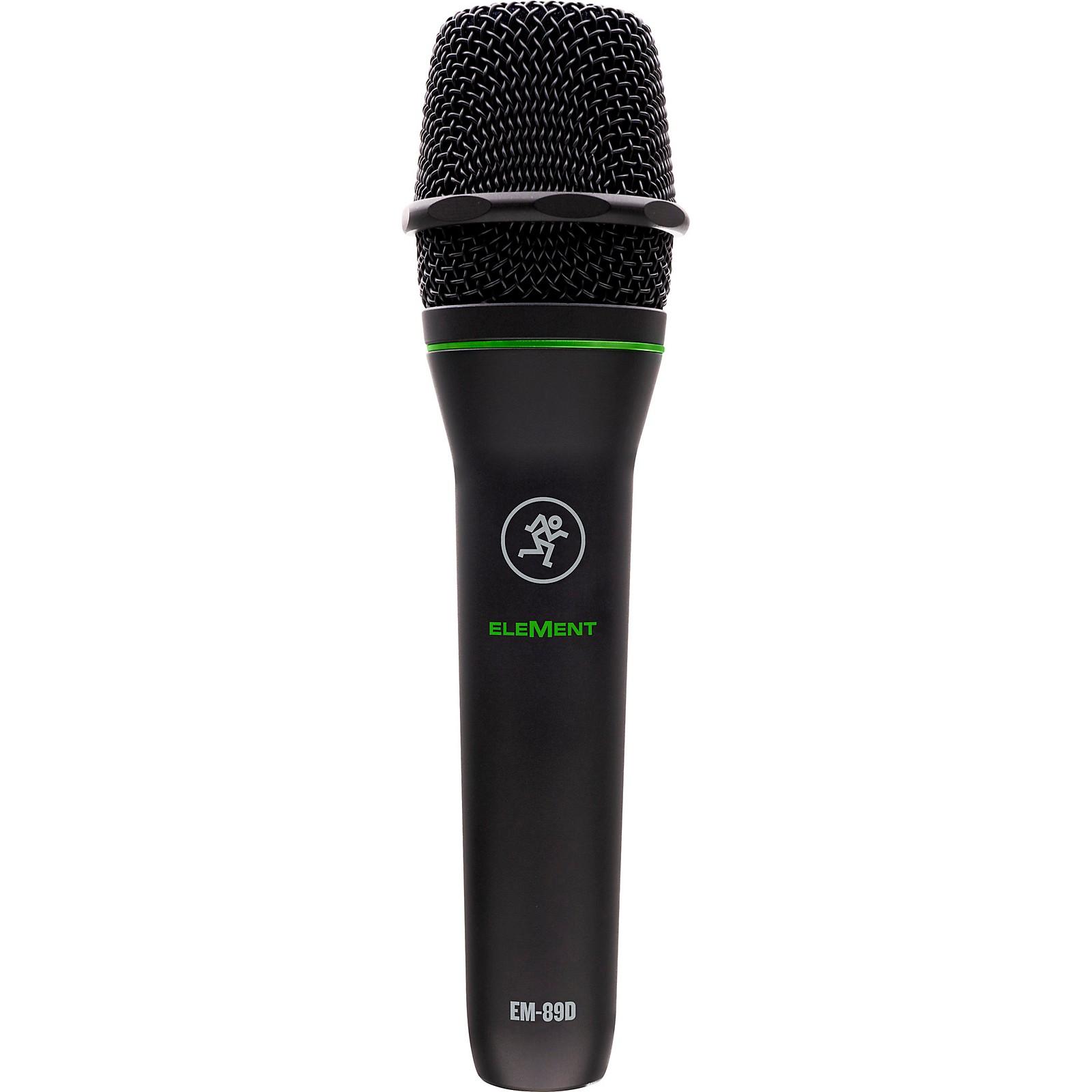 Mackie Element Series EM89D Dynamic Vocal Microphone