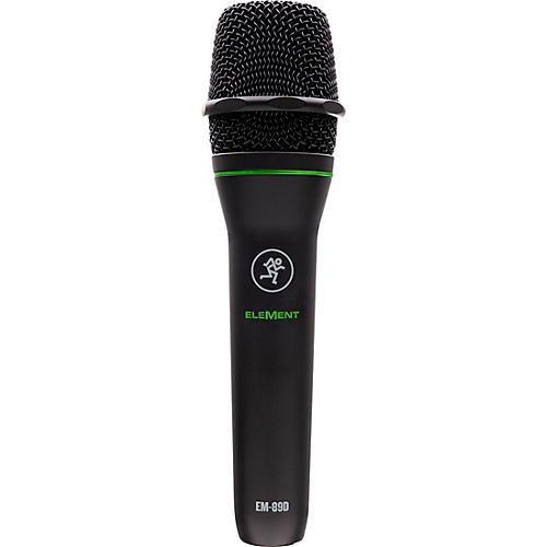 Mackie Element Series EM89D Dynamic Vocal Microphone Black