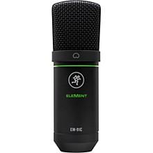 Mackie Element Series EM91C Large-Diaphragm Condenser Microphone
