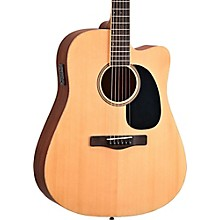 Open Box Mitchell Element Series ME1CE Dreadnought Cutaway Acoustic-Electric Guitar
