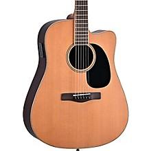 Open BoxMitchell Element Series ME2CEC Dreadnought Cutaway Acoustic-Electric Guitar