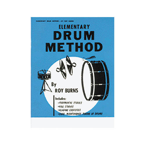 Alfred Elementary Drum Method Book
