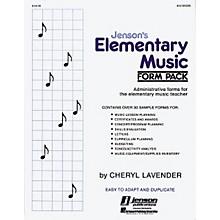 Hal Leonard Elementary Music form Pack