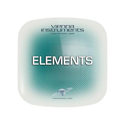 Vienna Instruments Elements Standard Software Download