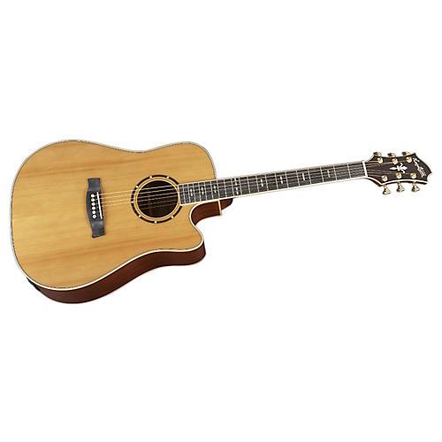 Hagstrom Elfdalia Dreadnought Acoustic-Electric Guitar