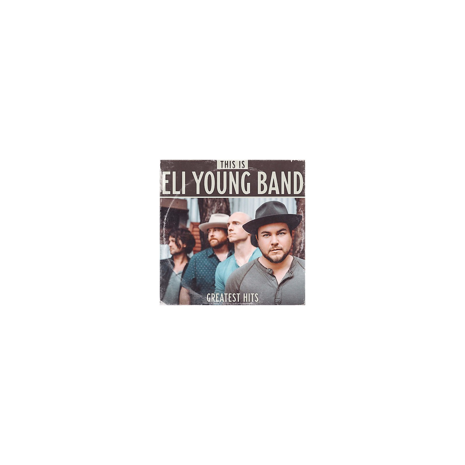 Alliance Eli Young - This Is Eli Young Band: Greatest Hits