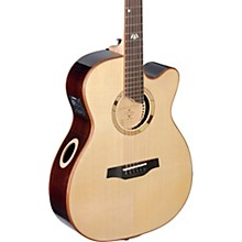 JN Guitars Elijah Series ELI-ACE Auditorium Cutaway Acoustic-Electric